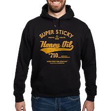 Super Sticky Honey Oil Hoodie