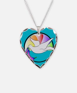 Dove of Love Necklace