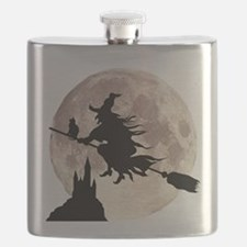 Flying Witch Moon Flask