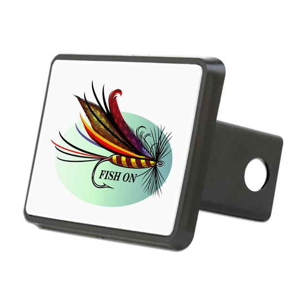 Fish on hitch cover by ultimateadventure for Fish hitch cover