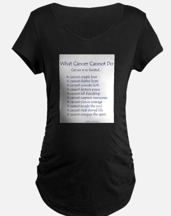 What Cancer Cannot Do Inspirational Cancer Poem Ma