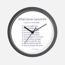 What Cancer Cannot Do Inspirational Cancer Poem Wa