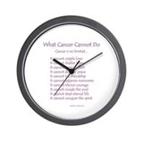Cancer Wall Clocks