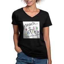 i teach ...little reasons T-Shirt