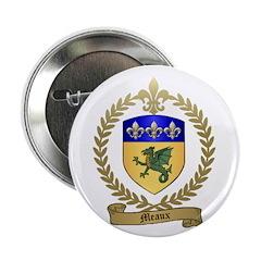 "MEAUX Family Crest 2.25"" Button (10 pack)"