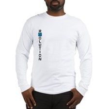 Funny News reporting Long Sleeve T-Shirt