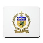 MEAUX Family Crest Mousepad