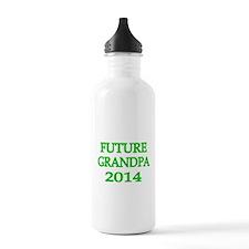 FUTURE GRANDPA 2014-2 Water Bottle