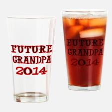 FUTURE GRANDPA 2014-3 Drinking Glass