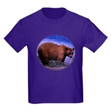 Brown Grizzly Bear T