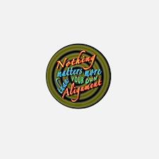 Cruise souvenirs Mini Button