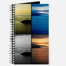 Quadriptych seascape Journal