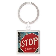 Stop Snitchin Keychains