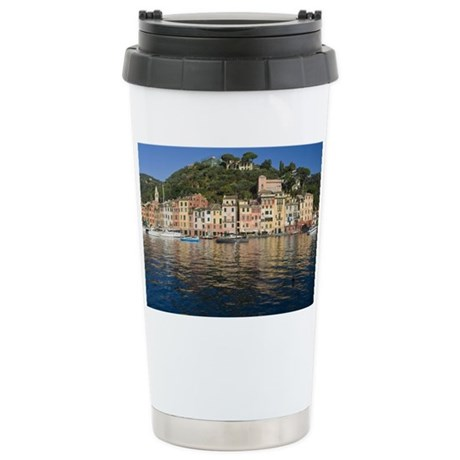 Portofino, Italy Stainless Steel Travel Mug