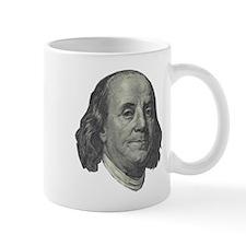 Franklin $100 Design Mug