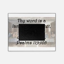Psalms 119:105 Picture Frame