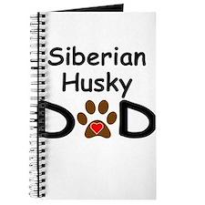 Siberian Husky Dad Journal