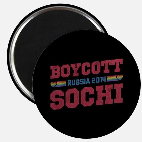 Boycott Sochi Magnet