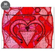 Root Chakra Puzzle