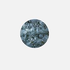Metal Chest Mini Button