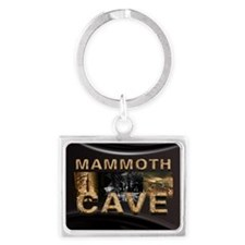 ABH Mammoth Cave Landscape Keychain