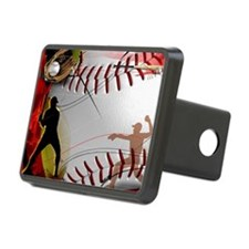 Olympic Baseball Hitch Cover