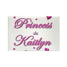 Cute Kaitlyn Rectangle Magnet