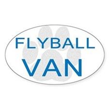 Flyball is Fun Decal