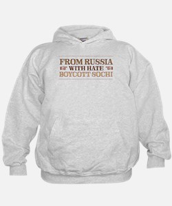 From Russia With Hate Hoody