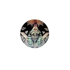 egyptian freemasonry Mini Button