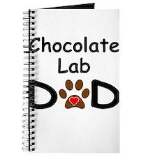Chocolate Lab Dad Journal