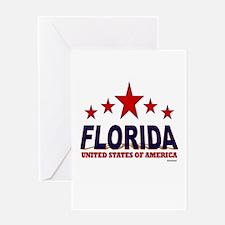 Florida U.S.A. Greeting Card