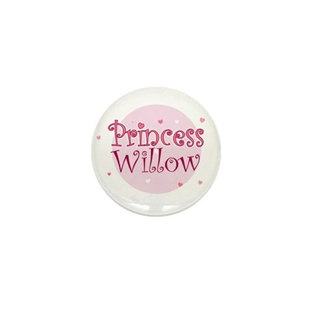 Willow Mini Button (10 pack)