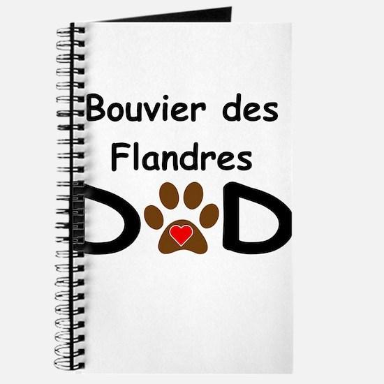 Bouvier des Flandres Dad Journal