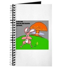 Only The Pink Bunnies Survive Journal