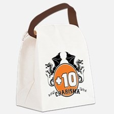 +10 to Charisma Canvas Lunch Bag