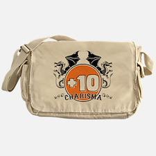 +10 to Charisma Messenger Bag