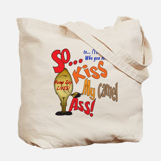 Censored Hump Day Camel Tote Bag