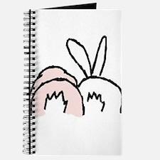 Unique Rabbits Journal