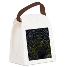 Blackhole Canvas Lunch Bag