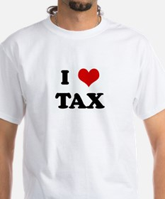 I Love TAX Shirt