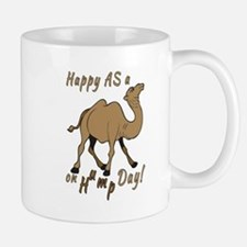 Happy AS A a Camel on Hump Day Mug