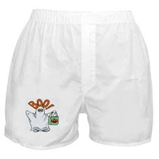 BOO ! GHOST Boxer Shorts