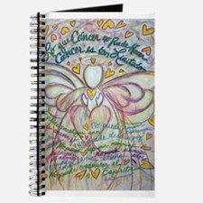 Spanish What Cancer Cannot Do Angel Journal