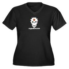 Front_big Plus Size T-Shirt