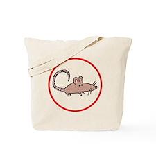 Cute Rat Tote Bag