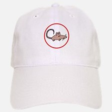 Cute Rat Baseball Baseball Cap