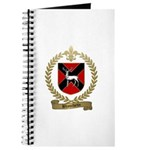BLANCHETTE Family Crest Journal