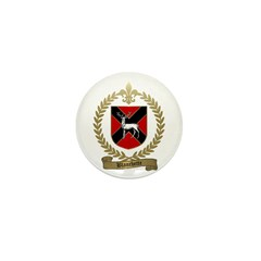 BLANCHETTE Family Crest Mini Button