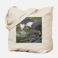 10x12Family Painted Tote Bag